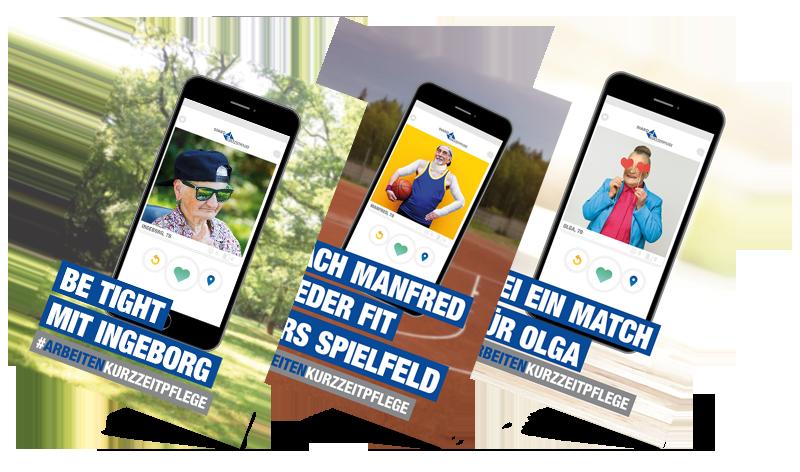 Diako Kurzzeitpflege I Bremen I Referenz I Kampagne