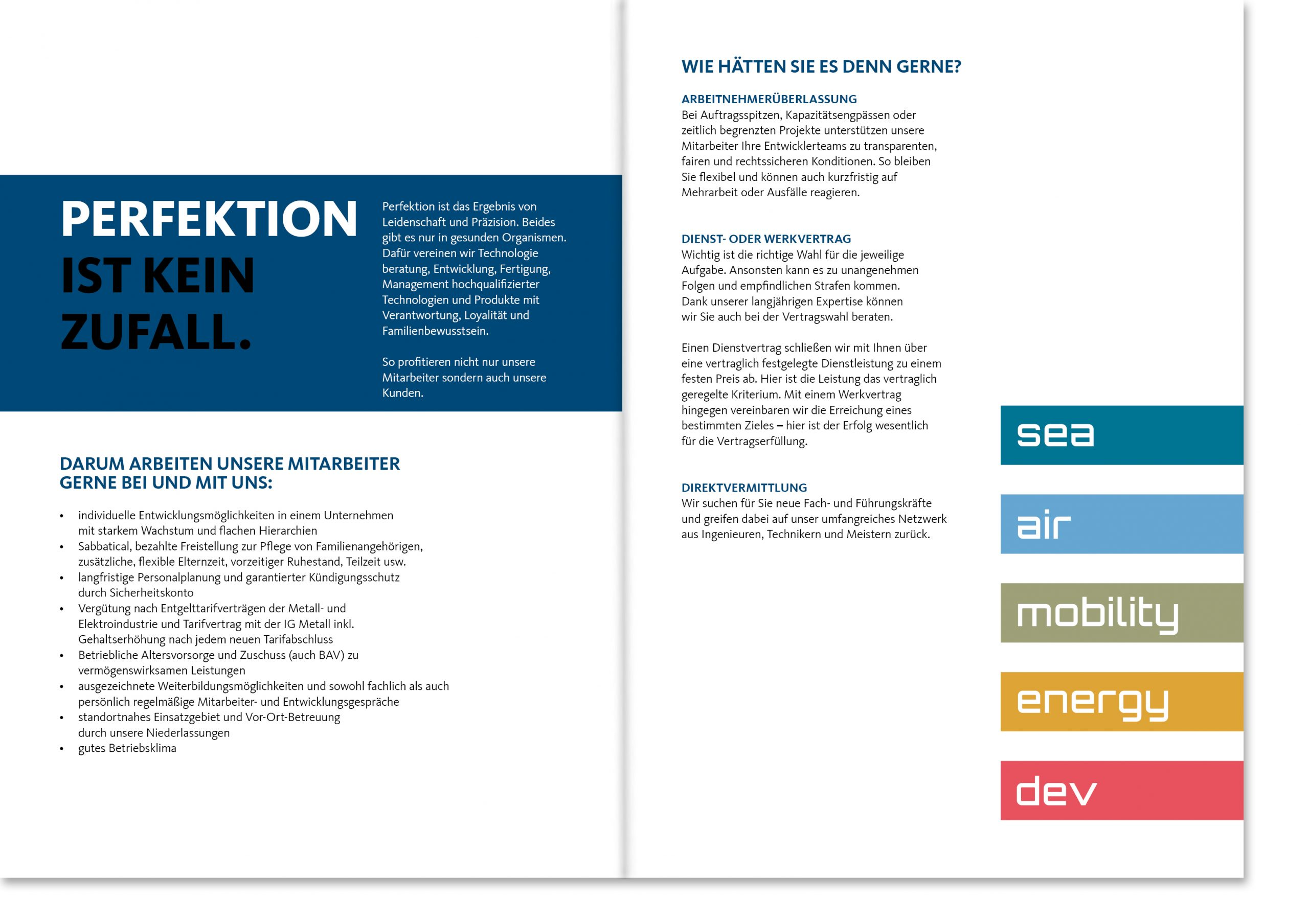 Teccon GmbH I Referenz I Broschuere